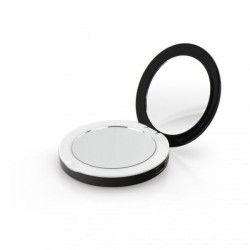nabíjacia stanica Mirror LED Power Bank - 3000 mAh - čierna