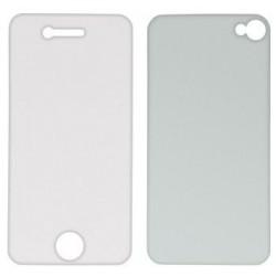 ochranná folia na displej - Apple iPhone 6 - 5.5 - FRONT / BACK - predná a zadná