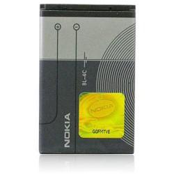 original batéria BL-4C na Nokia 2650, 6100, 6170, 6101, 6300, 7210, C3-05 - Li-Ion 860 mAh