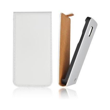 Premium Flip púzdro na Apple iPhone 6 - 4.7 - biele 35b7bb3ebd0