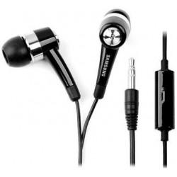 Samsung EHS44AFSBE originálné stereo headset s konektorom Jack 3,5mm - štulp/čierne