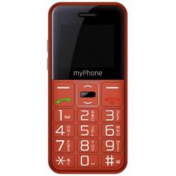 Telefon myPhone Halo Easy - červený