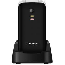Telefon SENIOR - CPA HALO 13 - čierny