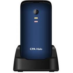 Telefon SENIOR - CPA HALO 13 - modrý