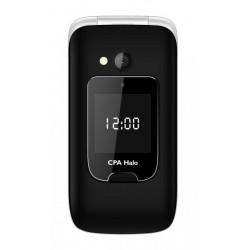 Telefon SENIOR - CPA HALO 15 - čierny