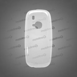 Priehľadné gumené puzdro Nokia 3310 2017