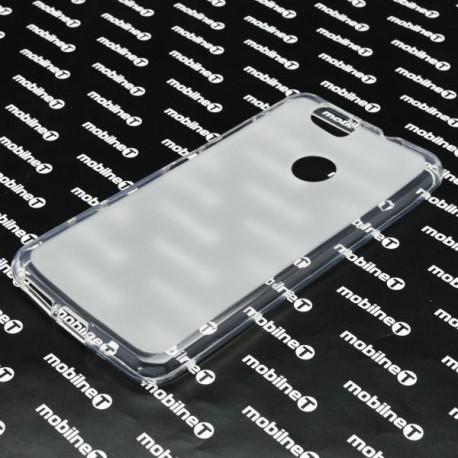 Gumené puzdro Pudding Huawei Nova Smart, transparentné