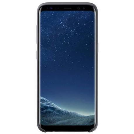 Samsung etui EF-PG955TSEGWW S8+ Siliconw Cover Silver-Gray