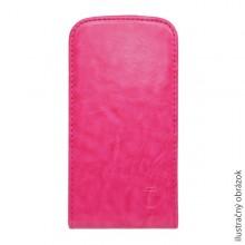 Knižkové puzdro Samsung Galaxy Core LTE, ružové