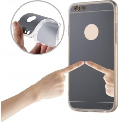 Mirror TPU Case for Lenovo K6 Note space gray