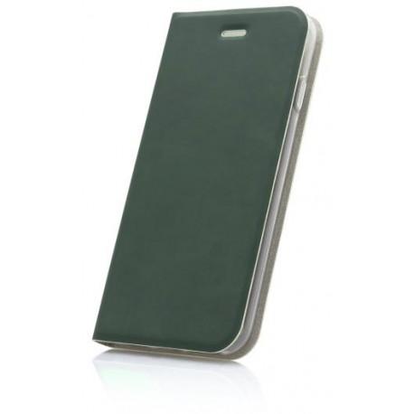 Termochromické knižkové puzdro Huawei P10 Lite, zelené