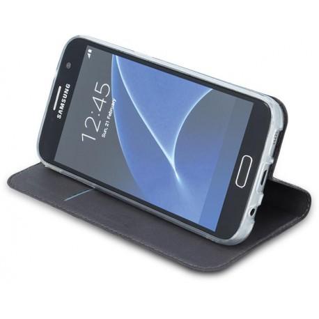 Case Smart Premium for Sam S8 Plus steel