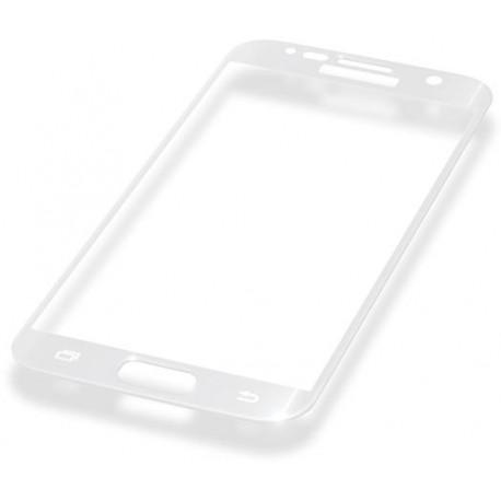 Tem. Glass Matt 2.5D iPhone 7 White