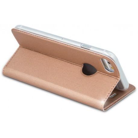 Case Smart Premium for Hua P10 rose gold