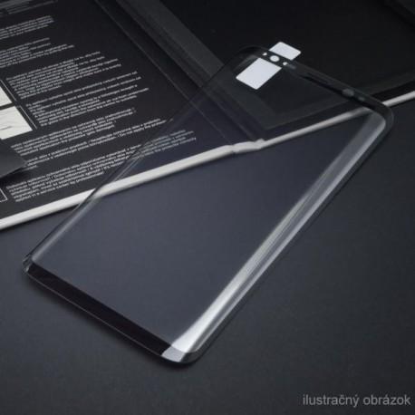 Sturdo 4D ochranné sklo Samsung Galaxy S8, čierne