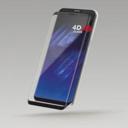 Sturdo 4D ochranné sklo Samsung Galaxy S8 Plus, čierne