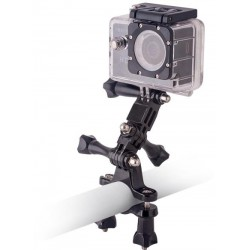 Forever amplified bike holder for sports camera