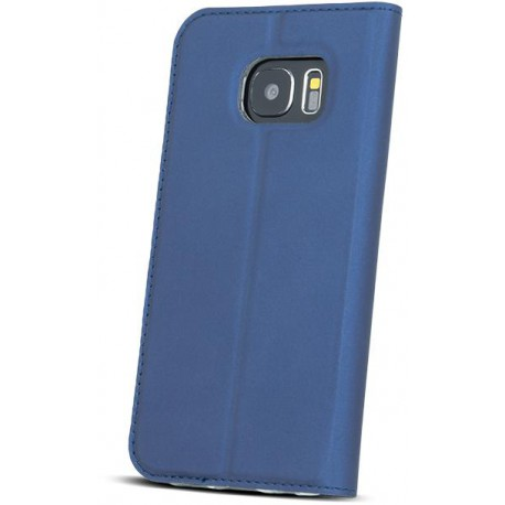 Case Smart Look for Sam S8 Plus dark blue