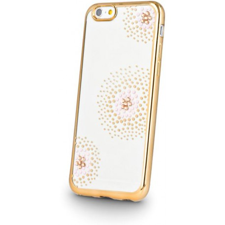 Beeyo Flower Dots for Sam S8 gold