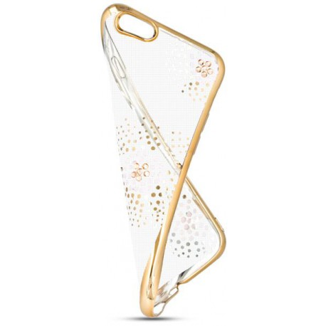 Beeyo Flower Dots for Hua P8 Lite 2017 gold/P9 Lite 2017