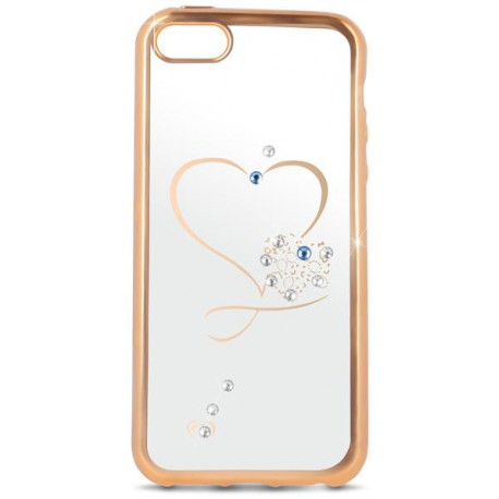 Beeyo Heart for Hua P10 gold