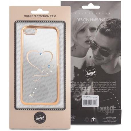 Beeyo Heart for Hua P10 Lite gold