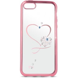 Beeyo Heart for Lenovo K6 pink