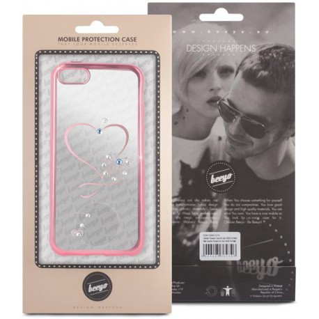 Beeyo Heart for Lenovo K6 pink