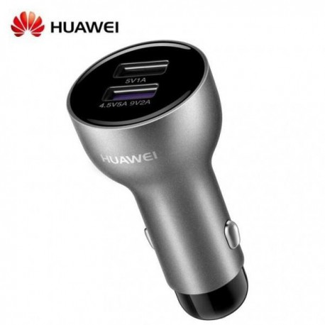 Autonabíjačka Huawei AP38 SuperCharge, čierna