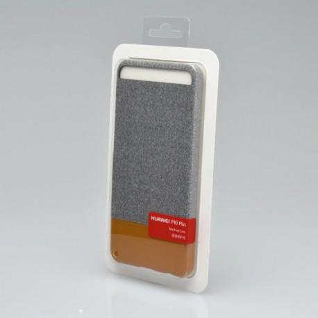 Plastové puzdro Huawei P10 Plus Vicky Mashup, svetlosivé