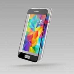 Sturdo 4D ochranné sklo Samsung Galaxy A3 2017, čierne