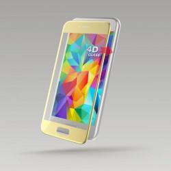 Sturdo 4D ochranné sklo Samsung Galaxy A5 2017, zlaté