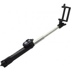 Selfie tyč WXY-01 3 v 1, bluetooth spúšť, statív, čierna