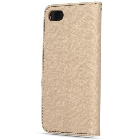 Case Smart Fancy for Hua Y5 II gold/black