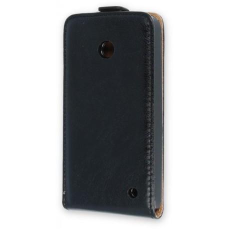 Leather case PLUS New SAM Xcover 4 black