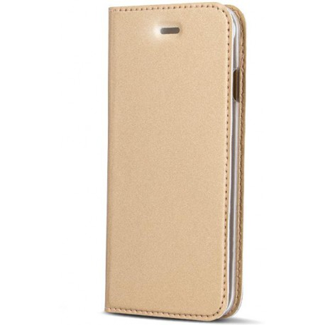 Case Smart Premium for Lenovo K6 gold