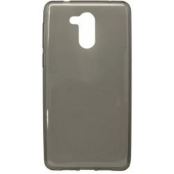 Gumené puzdro Huawei Nova Smart, sivé, nelepivé