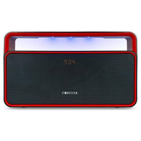 Forever Bluetooth speaker BS-600 black-red