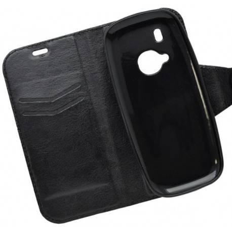 Bočné knižkové puzdro Nokia 3310 2017 čierne