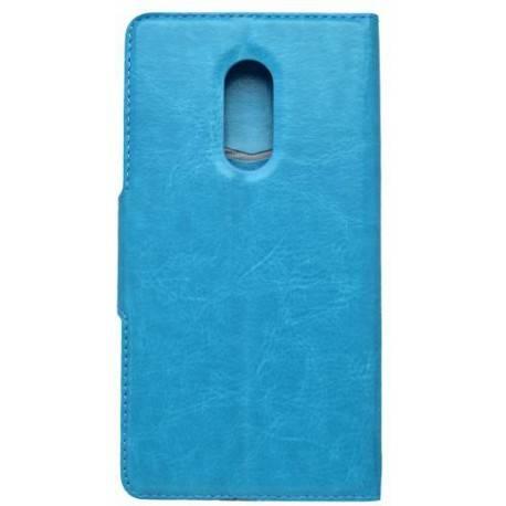Bočné knižkové puzdro Xiaomi RedMi Note 4 modré