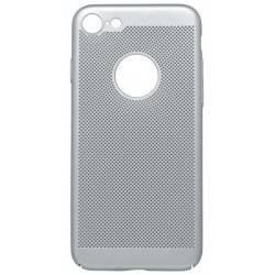 Plastové puzdro Sito iPhone 7 strieborné