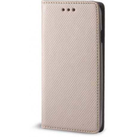 Case Smart Magnet for Xiaomi Redmi 4X gold