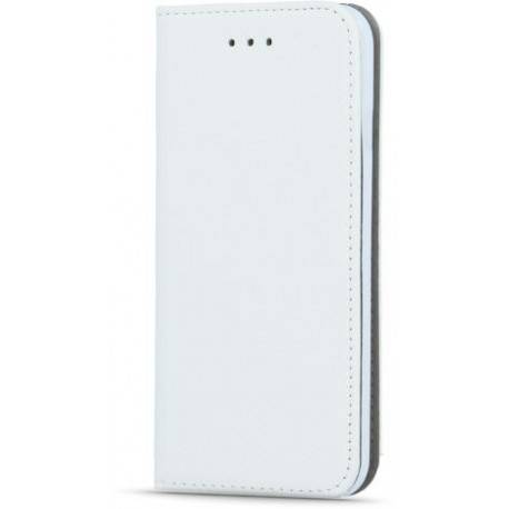 Case Smart Magnet for SAM J3 2017 white J330 EU version