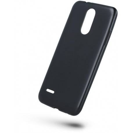 Oil TPU case for iPhone 7 Plus black
