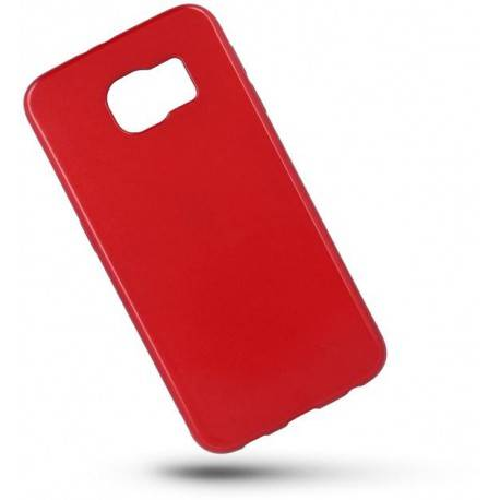 Oil TPU case for iPhone 7 Plus red