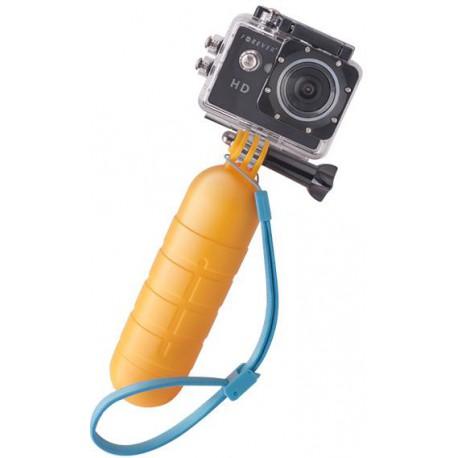 Forever floating holder for sports camera