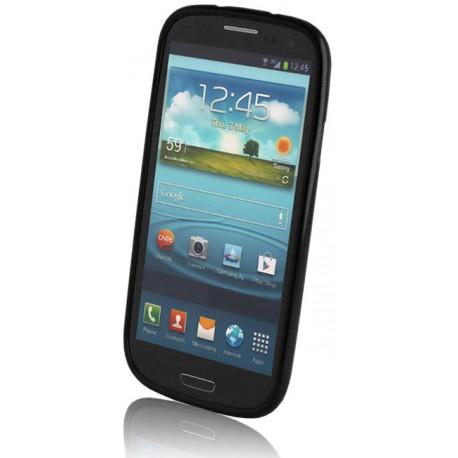 TPU case SAM G390 Xcover 4 black