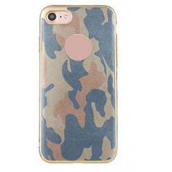 Army case for Samsung S6 G920 blue