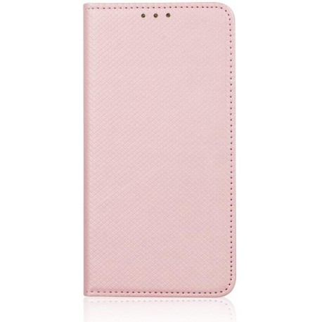 Case Smart Magnet for Huawei Y6 2017 rose gold