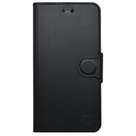 Bočné knižkové puzdro Huawei Y6 2017 čierne